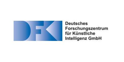 Deutsches Forschungszentrum für Künstliche Intelligenz GmbH Logo