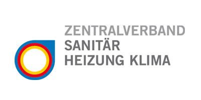 Zentralverband Sanitär Heizung Klima Logo