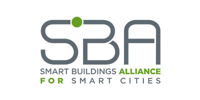 Smart building alliance for smart cities logo