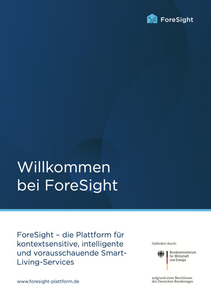 Borschüre ForeSight