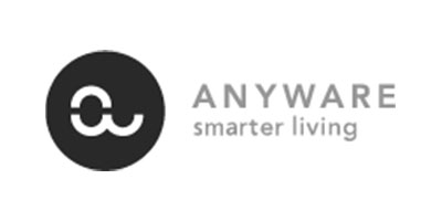 Anyware smarer living logo