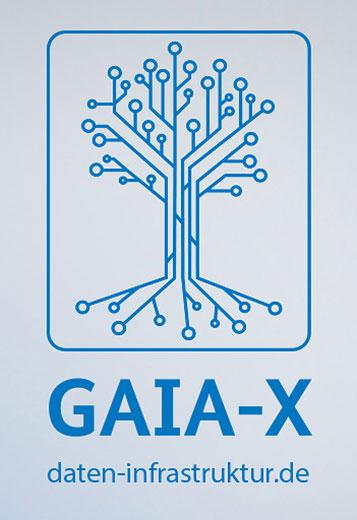 Gaia-X Logo