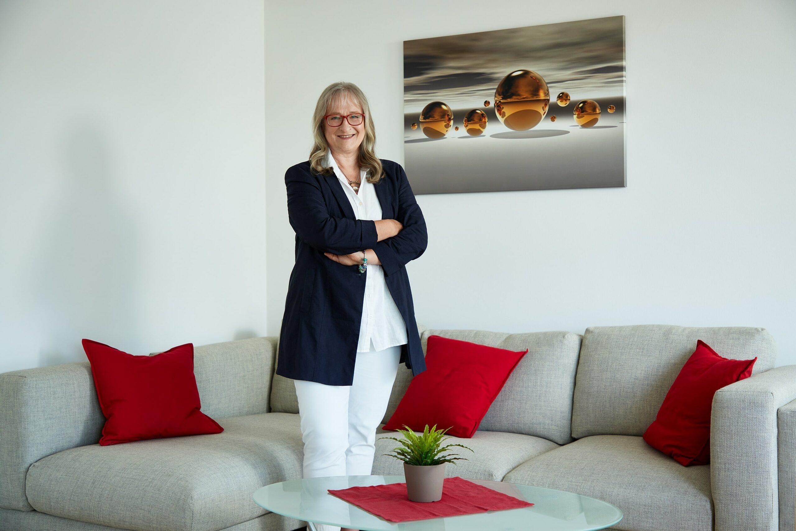 Birgid Eberhardt ist Projektleiterin bei ForeSight. Sie verantwortet das Teilprojekt 5 Erprobungsumgebungen.